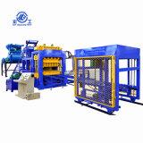 Máquina de fabricación de ladrillo automática de las cenizas volantes del bloque de cemento que se enclavija