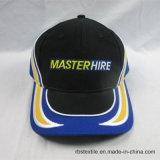 Gorra promocional de algodón cepillado calificado y gorra de béisbol