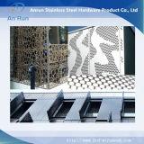 Leed Test Factory Y élégant fil métallique décoratif pour la construction