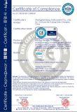 Elettrodo a temperatura elevata di sterilizzazione pH del CE (CPH805)