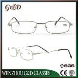 Popular Diseño de alta calidad óptica gafas de lectura de metal marco