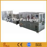 Enchimento do batom e máquina de embalagem automáticos