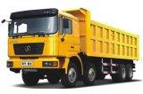 Shacman F2000 8X4 Cummins Engine 375HP Speicherauszug-Lastkraftwagen mit Kippvorrichtung