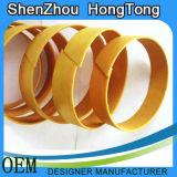 Anello di rinforzo tessuto di sostegno della resina fenolica con colore giallo