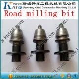 O asfalto do cortador da estrada da ponta do carboneto utiliza ferramentas os bits de trituração W6r da estrada