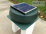 ventilatore di soffitta solare di uso residenziale di CC 12W per il supporto del tetto - Sn2013006