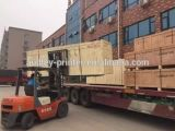 Máquina de laminación automática multifuncional de alta eficiencia de la fábrica de Audley