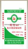 China bildete BOPP Film-Lamellierten Plastik-pp. gesponnenen Beutel für Zufuhr