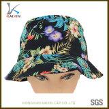 Cappello poco costoso della benna di sublimazione dei cappelli delle signore Sun delle donne di estate
