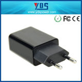 Lader de van uitstekende kwaliteit van de Telefoon van de Cel de Snelle Lader van de Muur van de Lader USB