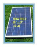 Kippen der PV-Sonnenkollektor-Batterie auf Solarauto