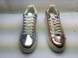 Los últimos zapatos de lona de la buena calidad de la manera (6098)