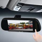 De digitale Monitor van de Spiegel van de Kleur 7inch tft-LCD voor de Bus van de School