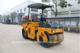 중국 기계적인 (유압) 도로 롤러 쓰레기 압축 분쇄기 제조자 Yzc4 (YZDC4)