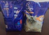 응집된 벤토나이트 고양이 배설용상자