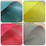 Tessuto di maglia rivestito esterno del poliestere del PVC