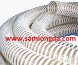 Flexible d'aspiration en PVC et livraison (PVC5062)