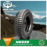 Fábrica de neumáticos con todos los de la Dirección de Certificación con patrón Tubless