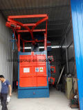 Serien-hakenförmige luftlose Granaliengebläse-Maschine