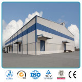 Мастерская фабрики стальной структуры рамки SGS Approved полуфабрикат светлая портальная (SH-669A)