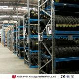 Rack de paletes para pneus pesados