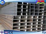 Heiß-Eingetauchtes galvanisiertes quadratisches Stahlrohr/Quadrat geschweißtes Stahlgefäß (FLM-RM-024)
