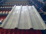 PPGIの基礎シートが付いている台形のおよび艶をかけられた屋根瓦材料