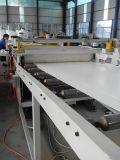 Máquina plástica de la protuberancia de la hoja del PVC