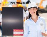 Het zwarte Blad van het pvc- Schuim voor afgietsel-Heet Deel 620mm