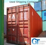 20FT/40FT/40hc ISO Second Hand Container, Used Container, Shipping Container