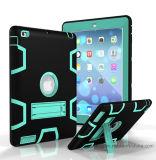 De ruwe Hybride Schokbestendige Volledige Beschermende Dekking van het Geval voor Appel iPad