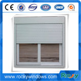 Felsiges Aluminum Sliding Window mit Electric Roller Shutters
