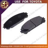 AutoStootkussen van uitstekende kwaliteit 04465-48150 van de Rem van het Deel voor Toyota