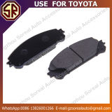 Qualitäts-Autoteil-Bremsbelag 04465-48150 für Toyota