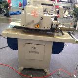木工業はまっすぐな切断については機械を見た