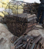 [هي فّيسنسي] حطب نشارة خشب [بريقوتّ] يجعل آلة