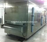 A fábrica fornece diretamente o congelador rápido do túnel de IQF para o processamento da indústria alimentar