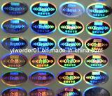 Holografische hologramstickers met meerdere lagen (H-036)