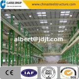Preço fácil do armazém/oficina/hangar da construção de aço da configuração da luz econômica