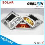 IP68 impermeable de aluminio LED Solar Camino Stud