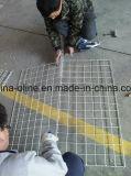 Gabion d'acciaio elettrozincato per la parete