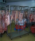 Suspensión de la carne del acero inoxidable