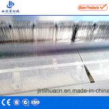 Завершите производственную линию марлю делая тень воздушной струи машины сотка
