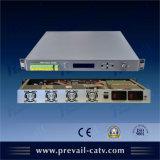 saída ótica EDFA da Multi-Porta da potência de Hihg do amplificador de 1550nm CATV