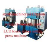 Machine de moulage corrigeante hydraulique en caoutchouc de presse