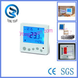 水暖房(BS-103F)の床下から来る暖房のための使用法のデジタル容易なサーモスタット