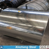 O rolo de aço do material de construção de Dx51d+Z galvanizou a bobina de aço