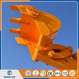 Hidráulica retroexcavadora 0,8 Ton Mini excavadora