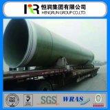 Tubo de FRP, tubo profesional durable resistente a la corrosión de alta resistencia de la extrusión por estirado FRP del fabricante