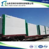 Paquete de equipo para tratamiento de aguas residuales domésticas e industriales